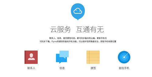 为数据安全保驾护航 flyme云服务体验 - 手机中国