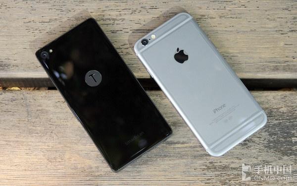 锤子手机对比iPhone 6