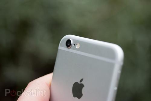 全新a8处理器银色版 苹果iphone 6图集
