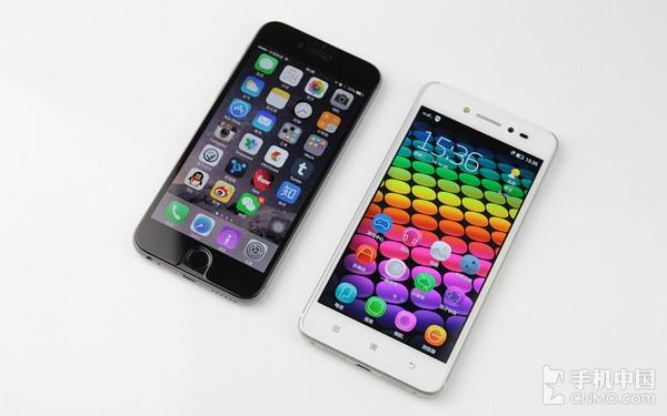 翻版苹果iphone 6? 联想笋尖s90评测