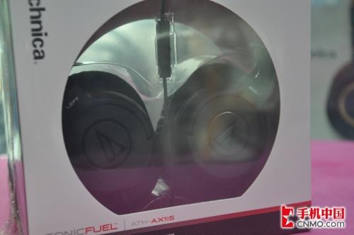 36mm驱动单元 铁三角AX1iS耳机售299