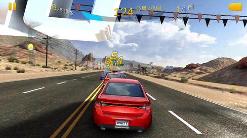 64位4G八核大屏 大神F2联通版游戏体验