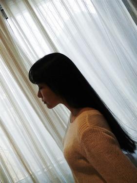 手机摄影 日系私房美女也可拍出清新范