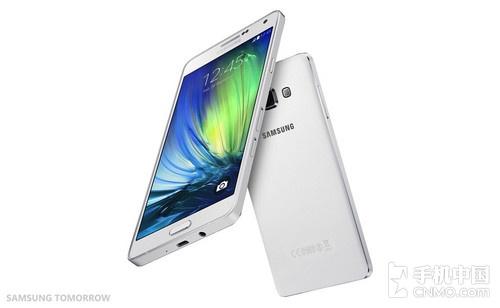 三星最薄金属智能机 Galaxy A7正式发布第1张图