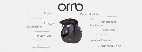 Orrb休息舱 让你拥有与世隔绝的个人空间