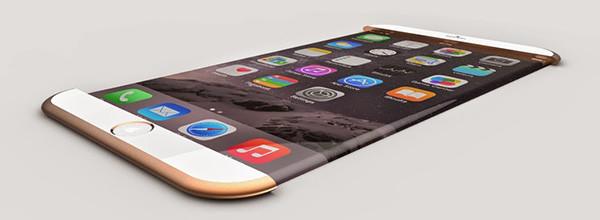奇葩造型未来风格小蛮腰版iPhone概念机