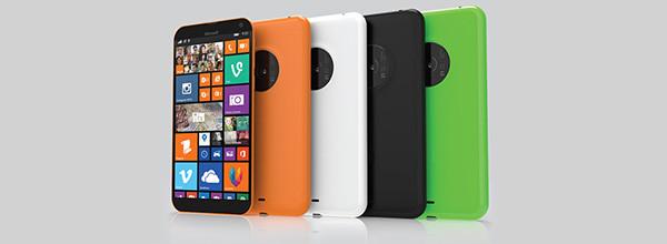 又见iPhone 5c风格 微软Lumia 935概念机