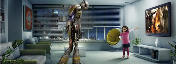 名博观点:蜷缩在泡沫里的机器人