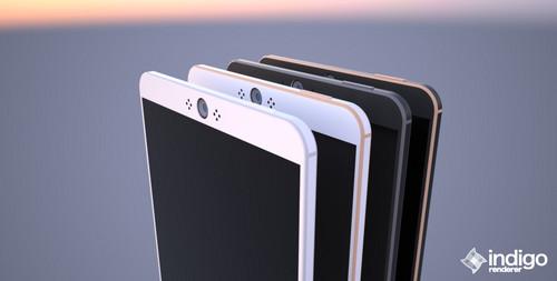 薄如蝉翼仿佛纸片厚度 iPhone 7概念机