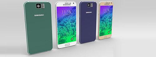 超薄身三星Galaxy Note5 本周概念机汇总