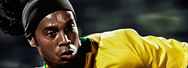 另类跑酷主打明星牌 罗纳尔迪尼奥跑酷