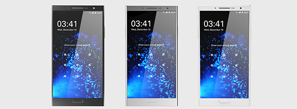 三星Galaxy S6概念机 怎么看怎么像小米3
