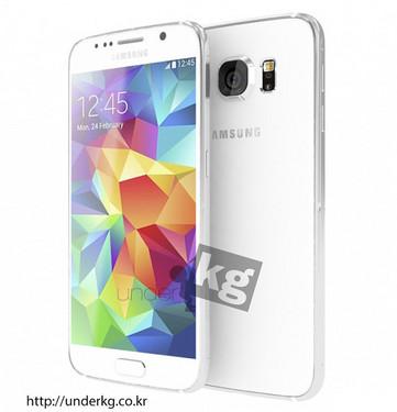 最接近真实 三星Galaxy S6渲染图曝光第1张图