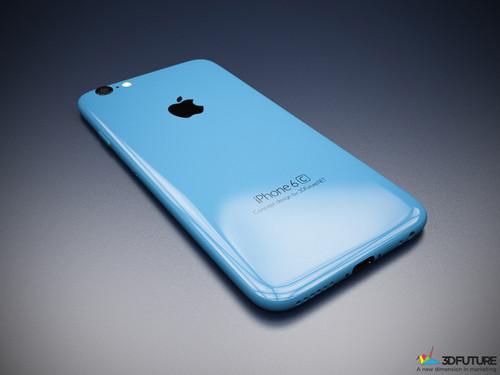更薄更简约 多彩版iPhone 6c概念机来袭