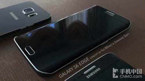 更强力 三星GALAXY S6 & S6 EDGE概念机