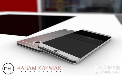 5.5英寸2K屏幕 HTC One MAX 2概念机