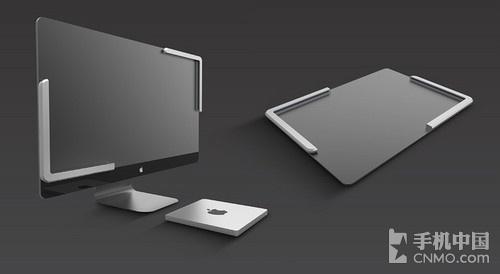 随心所欲改变尺寸 Lightmac概念投影电脑