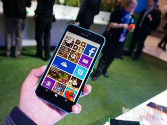 5.7英寸屏1300万像素 Lumia 640 XL体验