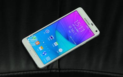 2K巨屏旗舰配置 三星Galaxy Note4热销中
