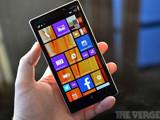 微软新旗舰 Lumia 940将配虹膜扫描技术