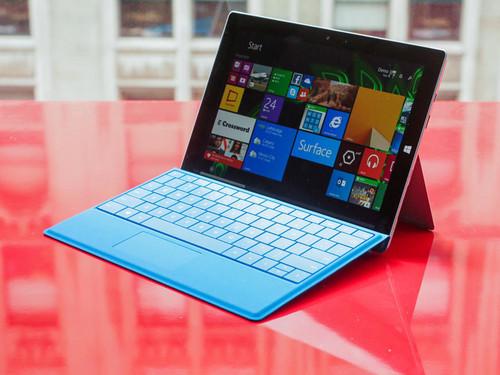 僅售3100元 微軟Surface 3港版5月初第1張圖