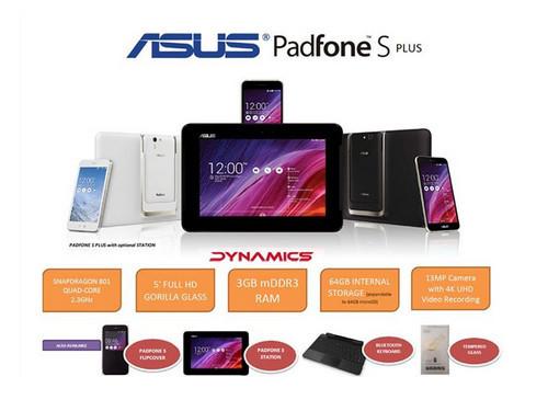 華碩Padfone S Plus平板馬來西亞第1張圖
