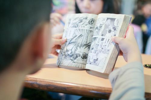 柯南火影遇下架漫画看风波还得用这些丐漫画秀图片