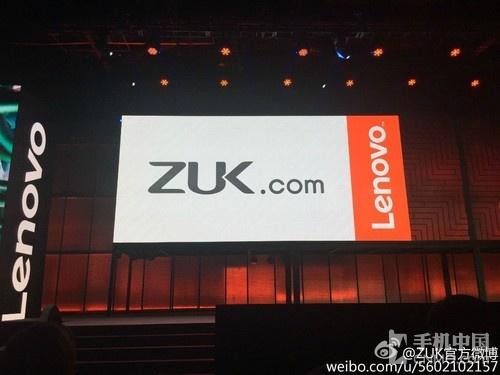 神奇工場發布新手機品牌ZUK 定位中高端第3張圖