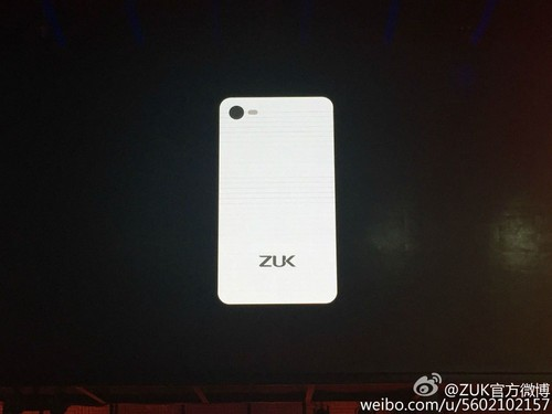 神奇工場發布新手機品牌ZUK 定位中高端第4張圖