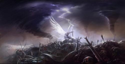 直面神的国度 议那些游戏中的神话故事