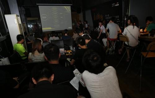 第一届硕美科创意外设训练营深圳站落幕