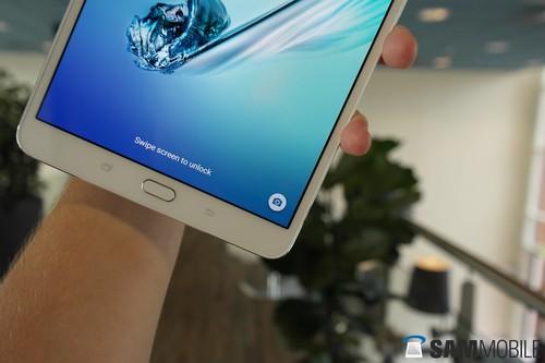 三星最薄平板Galaxy Tab S2发布