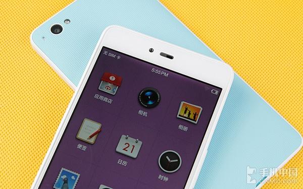 坚果手机全面评测:一款体面的千元机第7张图