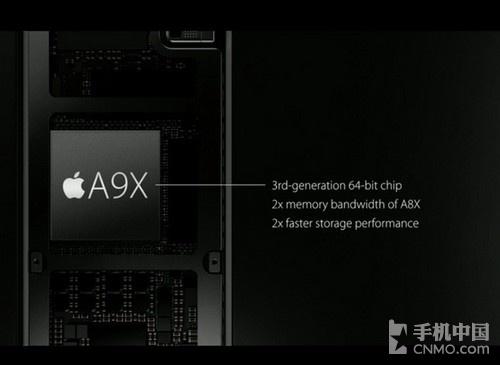 四扬声器12.9英寸屏 苹果iPad Pro发布