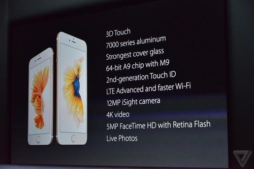 苹果6s发布/小米4c将至 本周新机汇总第2张图