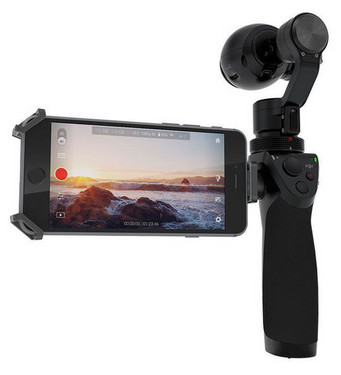 大疆发布手持云台相机OSMO 售价3999元