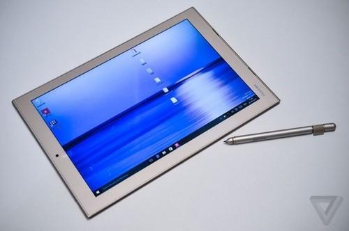 东芝发布新款DynaPad平板 12英寸超轻薄