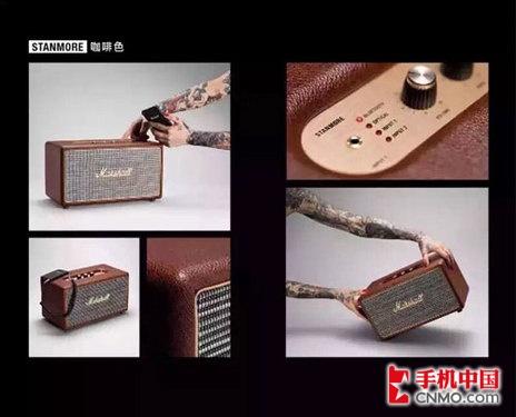 马歇尔无线蓝牙HIFI音箱 现货2799元