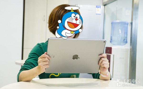 理想丰满/现实骨感 苹果iPad Pro评测