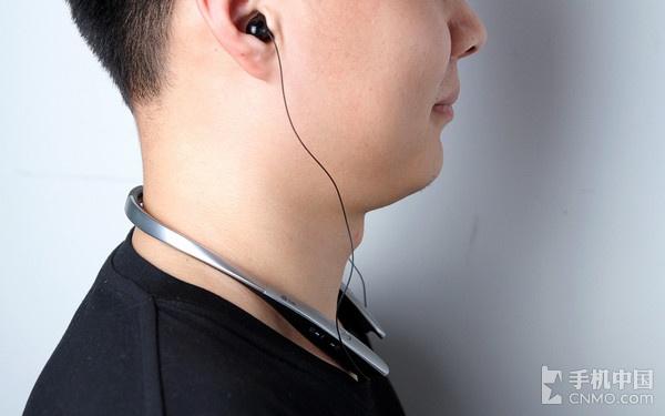 耳机也要能屈能伸!LG Tone Infinim试用