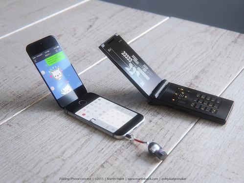 每日一荐:猴赛雷 iPhone竟然能翻盖!