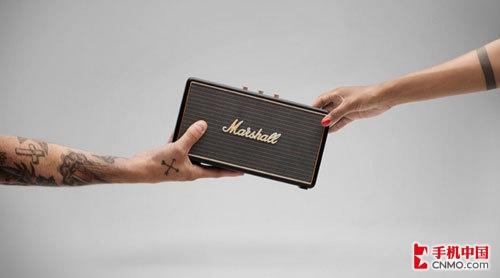 让音乐填满你的生活 马歇尔新款售价1850元