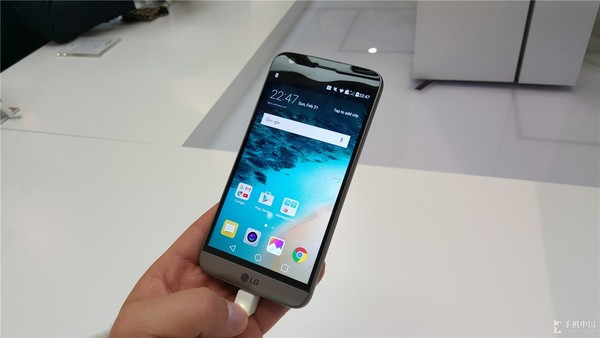 LG G5韩版售价公布 国行将于四月登场