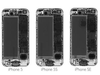 iPhone SE拆解深思 这是一个沉重的话题