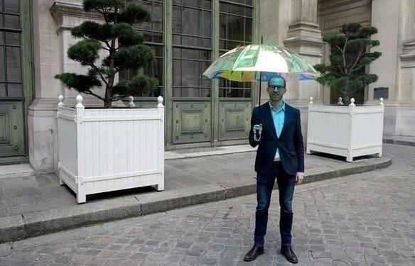 每日一荐:这雨伞卖500块 买到都说值!