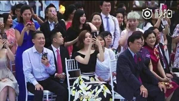 配双镜头 女神刘诗诗曝用红米Pro拍照第2张图