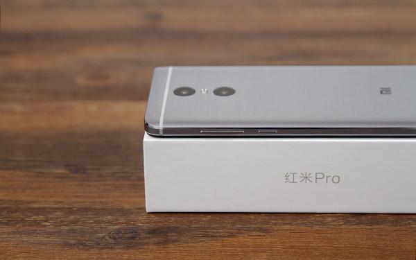 一言不合就玩双摄 国民手机红米Pro评测