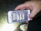 史上最命大iPhone 5s:跌落飞机还能用