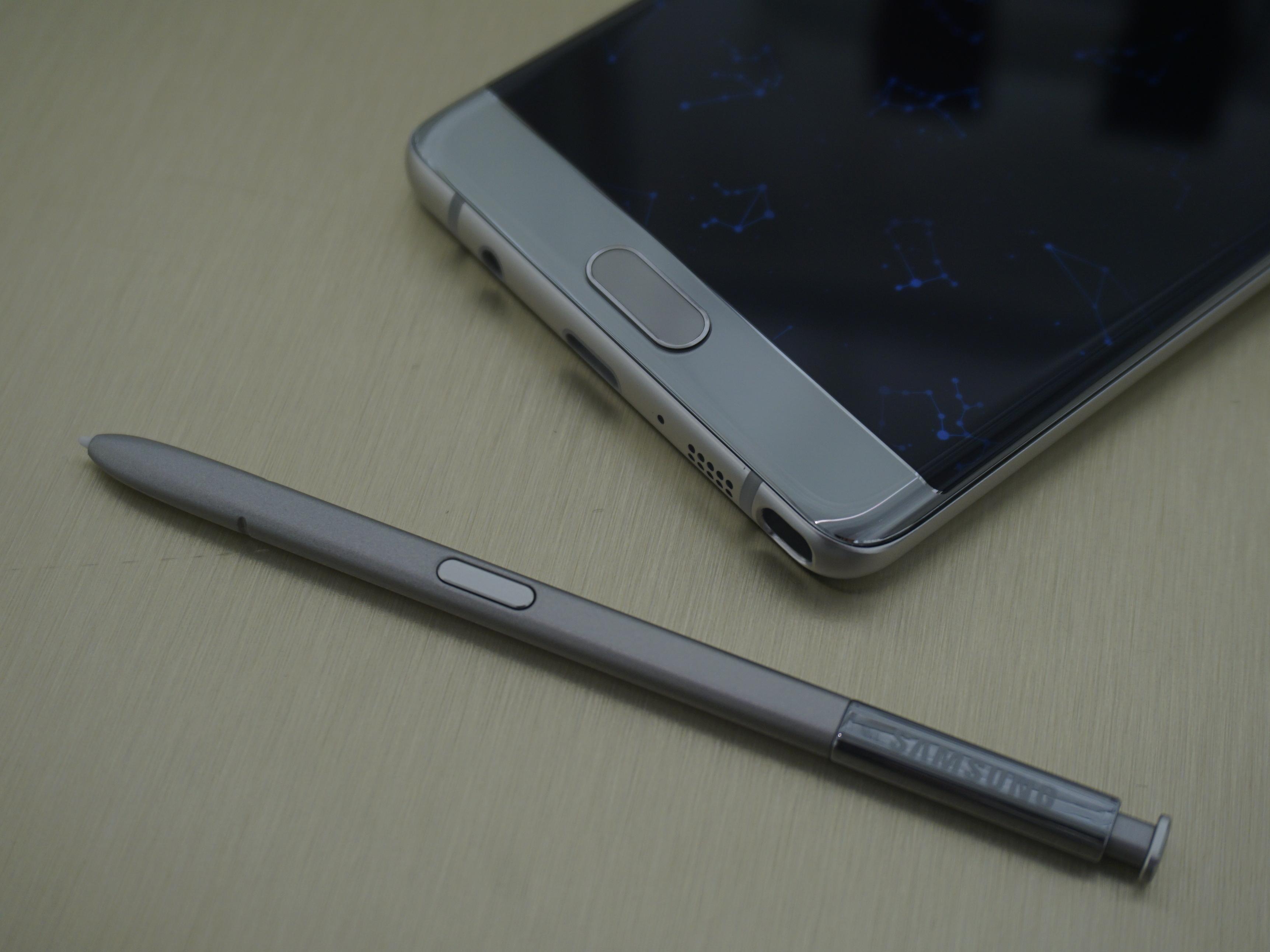 �бʲ��ܽ�Note ����Note7 S Pen����