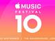 苹果Apple Music音乐节9月18日开幕!
